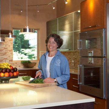Contemporary NW Kitchen