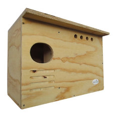 Barn Owl Nesting Box Large House Crafted in USA. JCs Wildlife