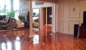 Hardwood Floor Rejuvenation Project