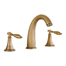 Most Popular Contemporary Brass Bathroom Faucets for 2018 | Houzz