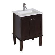 Most Por American Imaginations Bathroom Vanities For 2018 Houzz