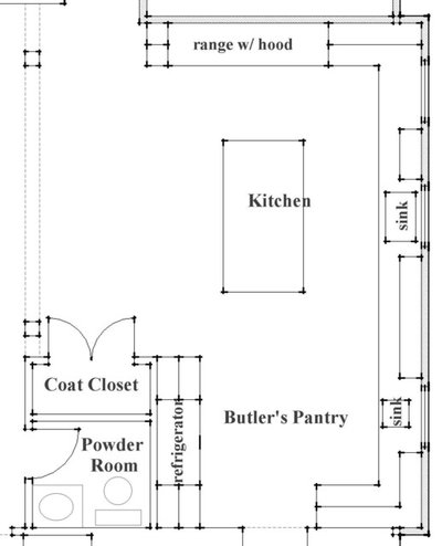 How to read a floor plan for Scale room planner
