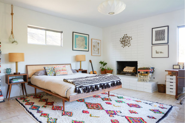 Houzz Tour: New life for a Midcentury modern in Santa Monica