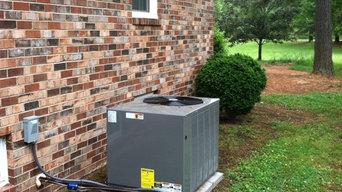 Heat Pump Install