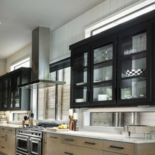 Different types of Glass to use for cabinet fronts