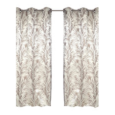 Curtain Panel Dream, Beige