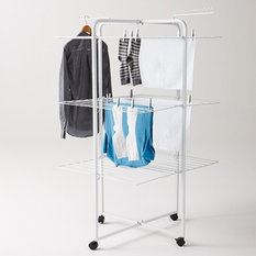 - Howards 42 Rail 3 Tier Mobile Airer - Clothes Drying Racks