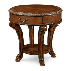 A.R.T. Home Furnishings Old World Round End Table