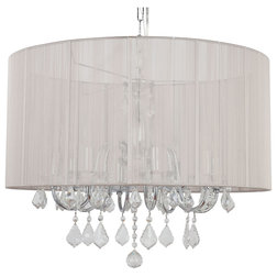 Traditional Chandeliers by Tomia Crystal Chandeliers