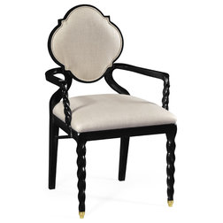 Mediterranean Dining Chairs by Jonathan Charles Fine Furniture