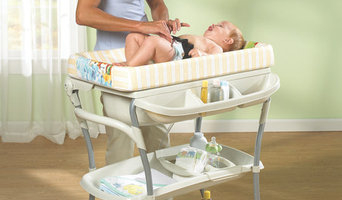 PRIMO EuroSpa Bath and Changing Center for baby