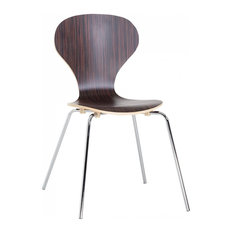 Queens Dining Chair, Dark Brown