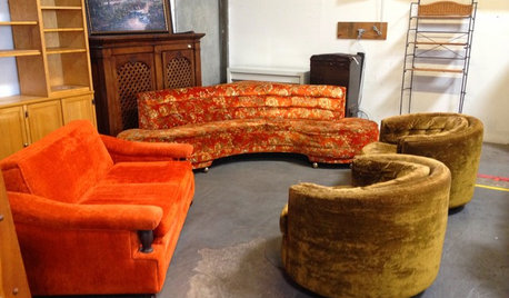 Where to Donate, Sell or Recycle Furniture and Electronics