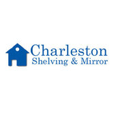 Charleston Shelving And Mirror