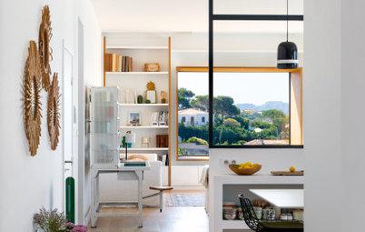 地中海の絶景を楽しむ、夢のような南仏の家