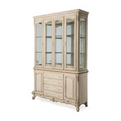 AICO Michael Amini Lavelle Cottage China Cabinet