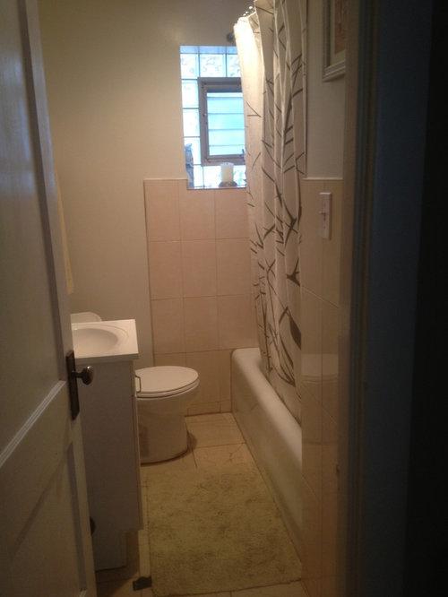 Bathroom Wall Decor Across From Toilet