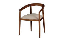 French Heritage Solange Arm Chair