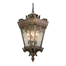 Outdoor Pendant 8-Light, Londonderry