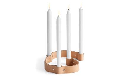 Första advent: 10 fina ljusstakar