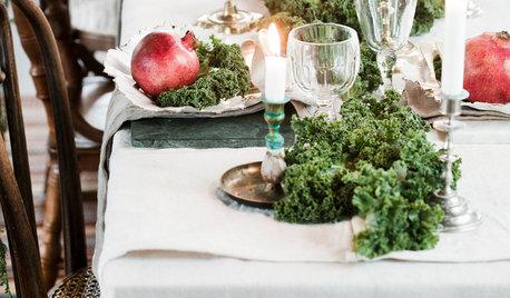 Last Minute: Weihnachtsdeko aus dem Supermarkt