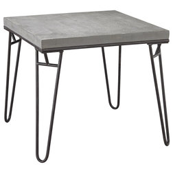 Inspirational Industrial Side Tables And End Tables by Zeckos
