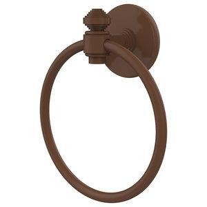Towel Ring, Antique Bronze