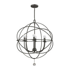 crystorama lighting crystorama solaris chandelier chandeliers