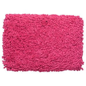 Nuvola Cotton Bath Mat, Pink