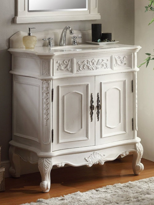 Lovely Antique Bathroom Vanities   Bathroom Vanities And Sink Consoles
