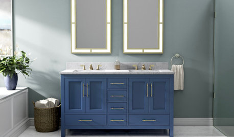 Trending Now: Statement Vanities