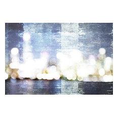 """City Scape"" Fine Art Canvas Print, 60""x40"""