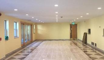 Floor in Conference Room