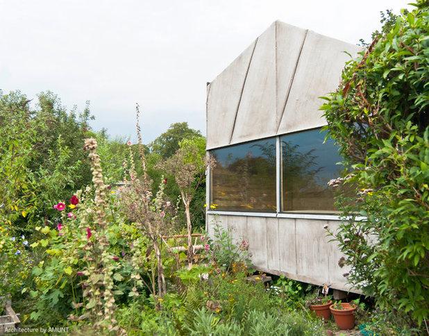 Современный Сад by AMUNT Architekten