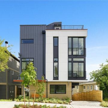 Premium Exterior Home Country Design Siding Project