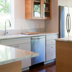 Willoughby Way Contemporary Kitchen Denver By