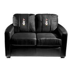 Youngstown State Penguins Collegiate Silver Love Seat