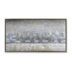 Sandstorm Abstract Painting