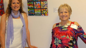 New England Art Reach at St. Joseph Hospital