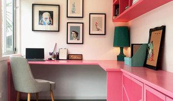 Leeder Interiors Home Office