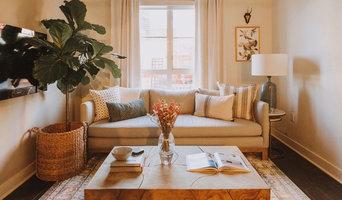 Lenora Street Living Room Design