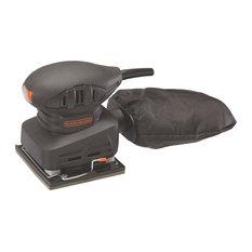 Black & Decker Power Tools 1.5 AMP 1/4 Sheet Palm Sander