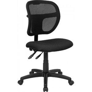 Flash Furniture Black Mesh Chair
