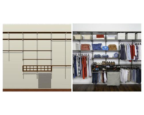 3D Designs | Organized Living Online Closet Design Tool