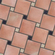- Suelo rústico de barro 2PD - Baldosas y azulejos para paredes y suelos