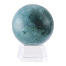 """MOVA 6"""" Moon Revolving Globe With Medium Crystal Base"""