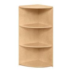 Contender Large High Corner Storage Shelf- RTA