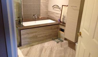 Holmes bathroom renovation