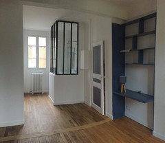 10 bonnes raisons d 39 installer une verri re atelier dans la - Fabriquer verriere interieure ...