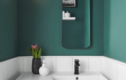 Picture Perfect: 20 Powder Rooms To Beg Borrow & Steal Ideas From